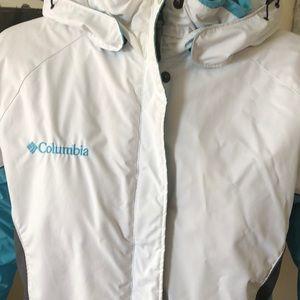 Women's Columbia ski jacket size large